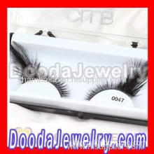 Fashion Synthetic Black Fluff Feather Hair False Eyelashes Wholesale